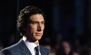 "epa07902174 US actor/cast member Adam Driver arrives to the UK premiere of ""Marriage Story"" in Leicester square in London, Britain, 06 October 2019. The 2019 BFI Film Festival runs from 02 to 13 October.  EPA/FACUNDO ARRIZABALAGA"
