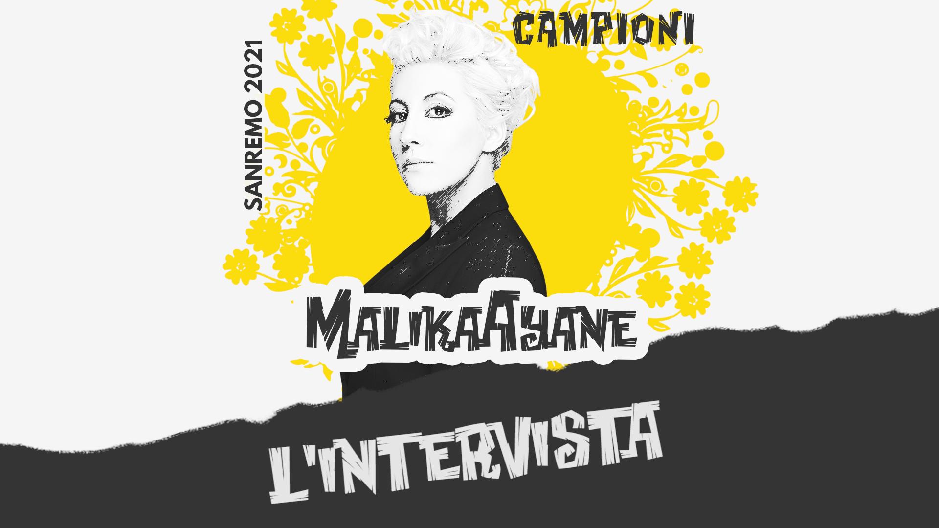 Sanremo 2021, Malika Ayane: «È il momento di lasciare spazio alle proprie emozioni» – La videointervista