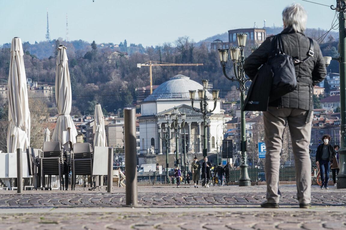 Piemonte, salgono a 22 i comuni in zona rossa