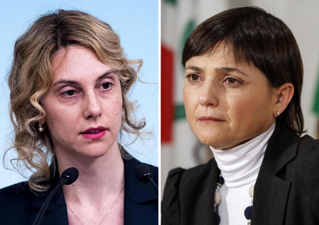 Pd, Debora Serracchiani eletta capogruppo alla Camera: 66 voti contro i 24  di Marianna Madia - Open