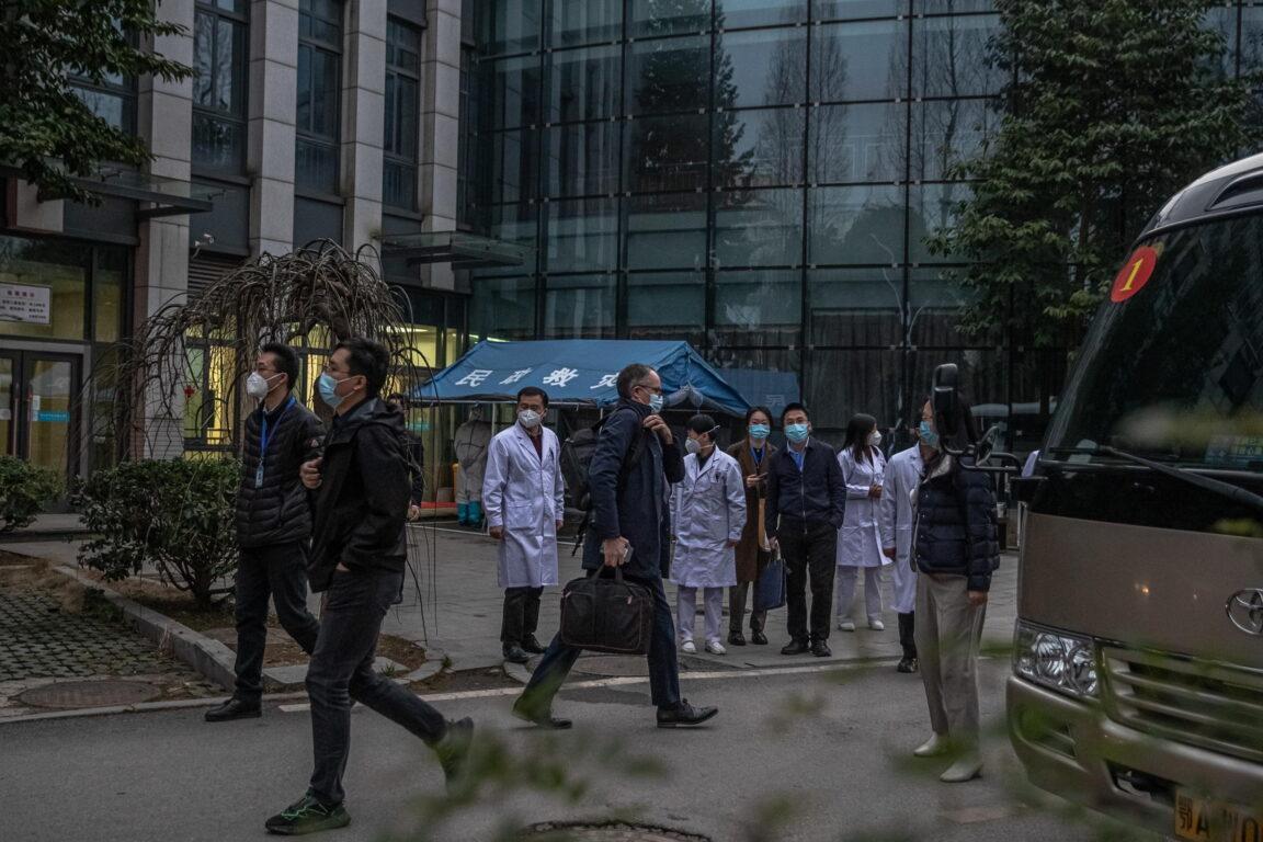 Coronavirus, il rapporto Oms: diffusione non dovuta ad una fuga dal laboratorio