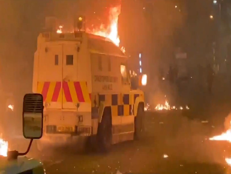 Molotov autobus