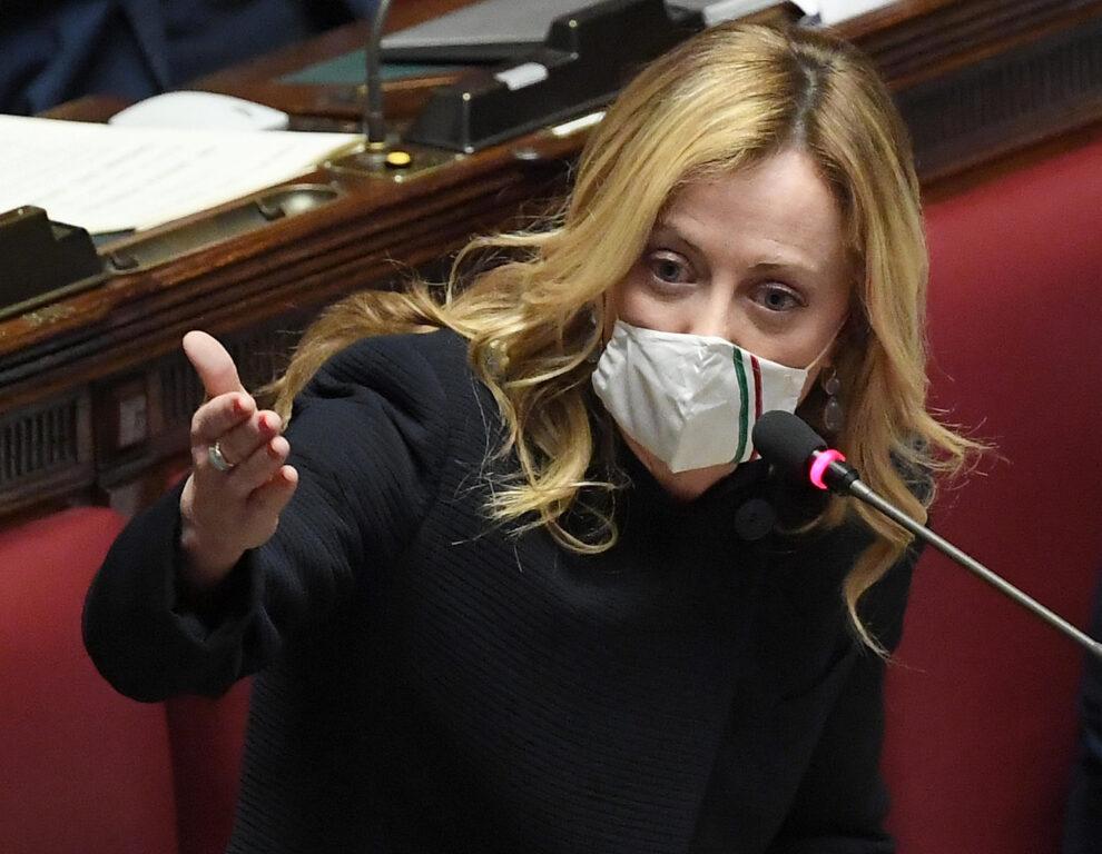 Sondaggi politici: Meloni supera il PD, Salvini in calo adesso trema