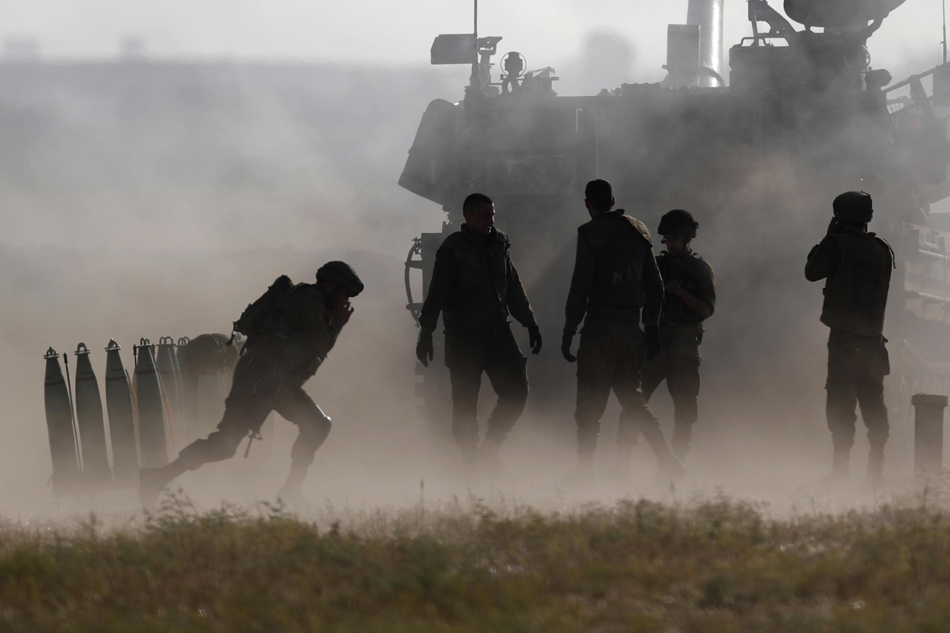 Distrutto l'unico laboratorio Covid della Striscia di Gaza. Biden a Netanyahu: «Avete diritto a difendervi»