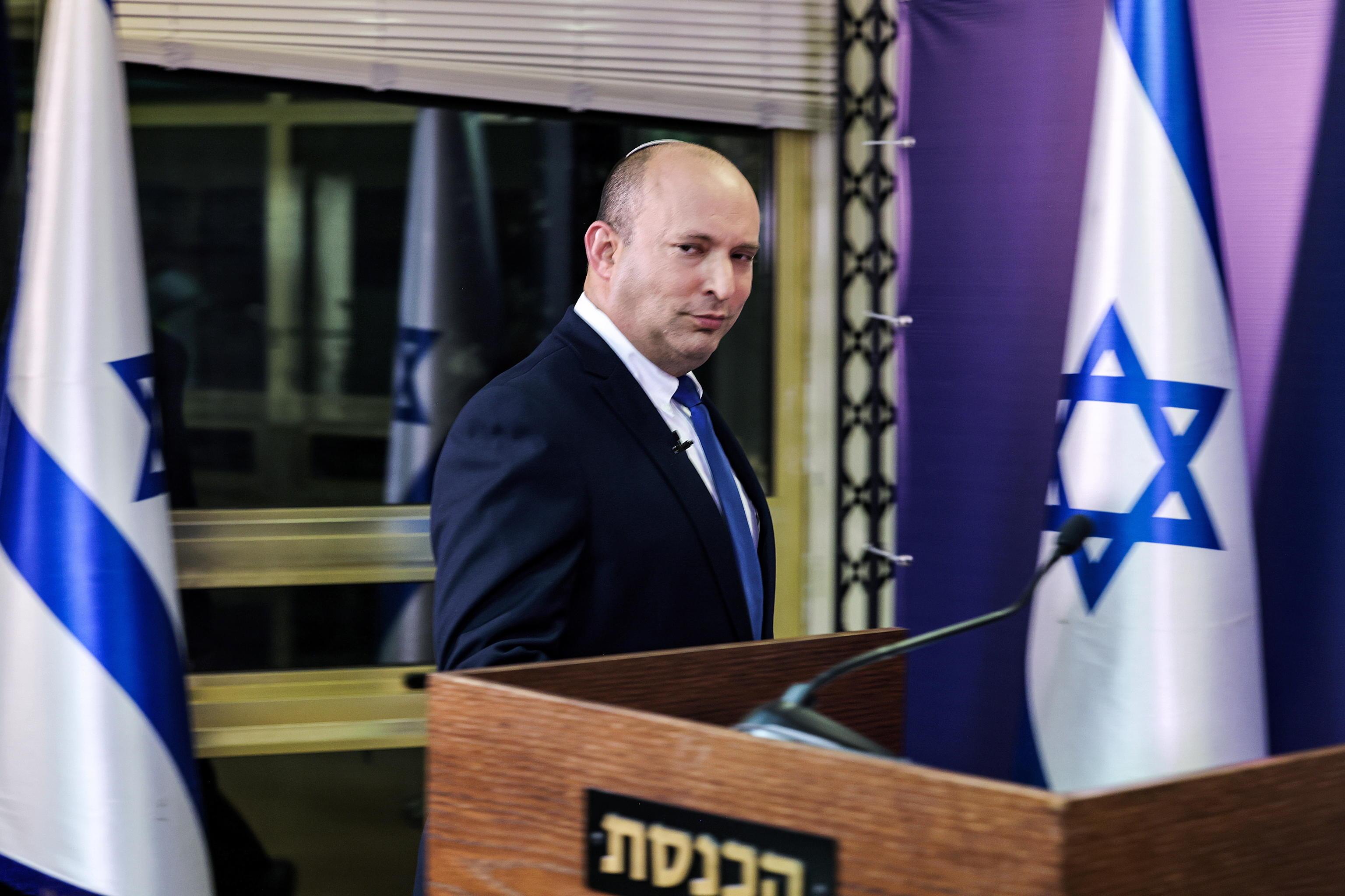 Israele volta pagina dopo 12 anni, addio al governo di Netanyahu. Oggi il voto in Parlamento per eleggere la coalizione per il cambiamento