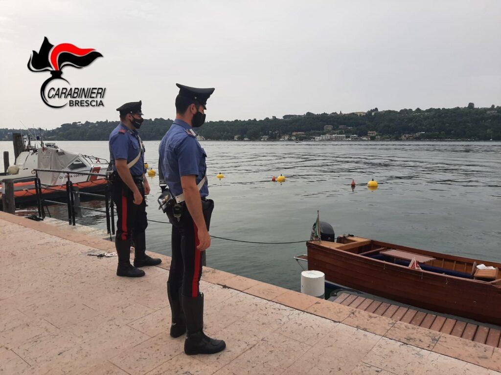 Barca travolta da motoscafo sul Garda: due vittime, indagati due tedeschi