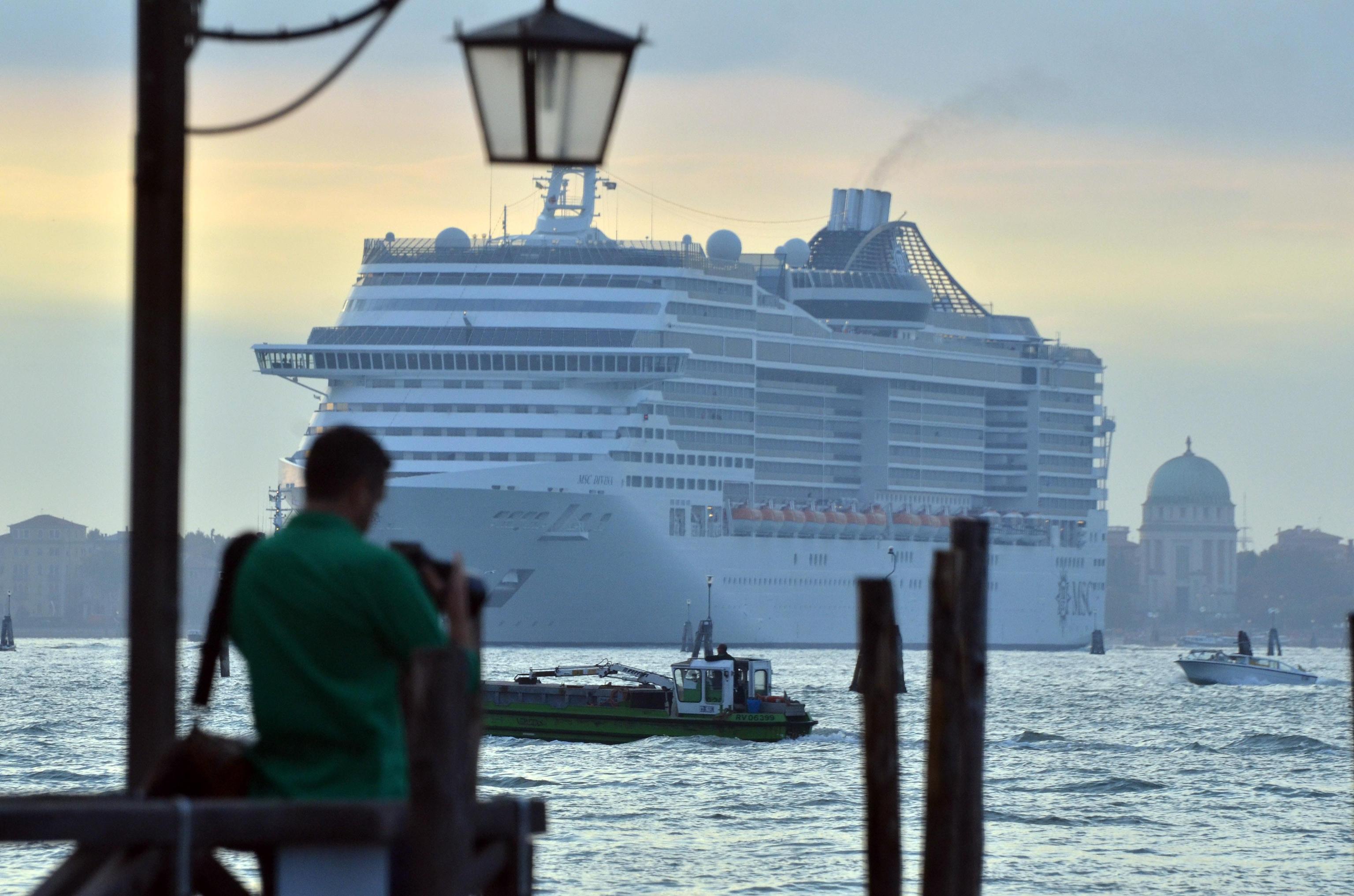 Venezia l'Unesco
