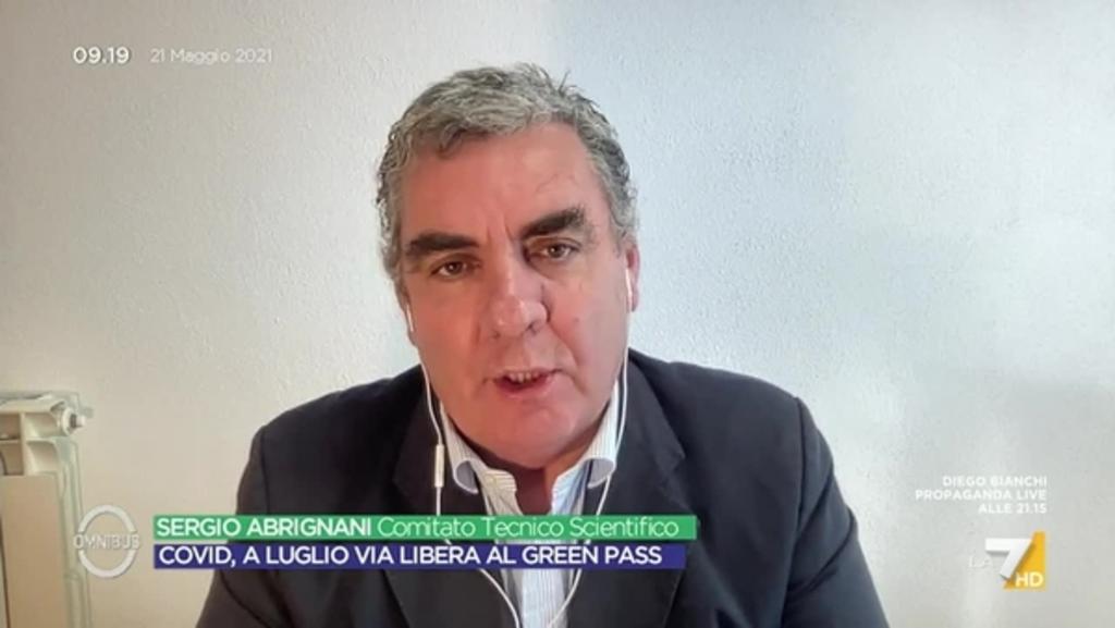 Abrignani| «A fine agosto 30mila contagi al giorno in Italia»