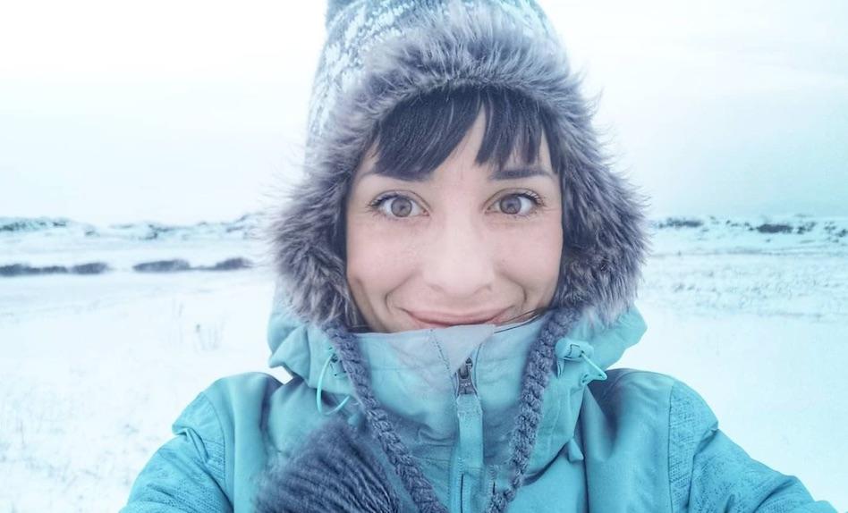 La storia di Valentina Miozzo, la ragazza che ha passato il lockdown da sola nell'Artico