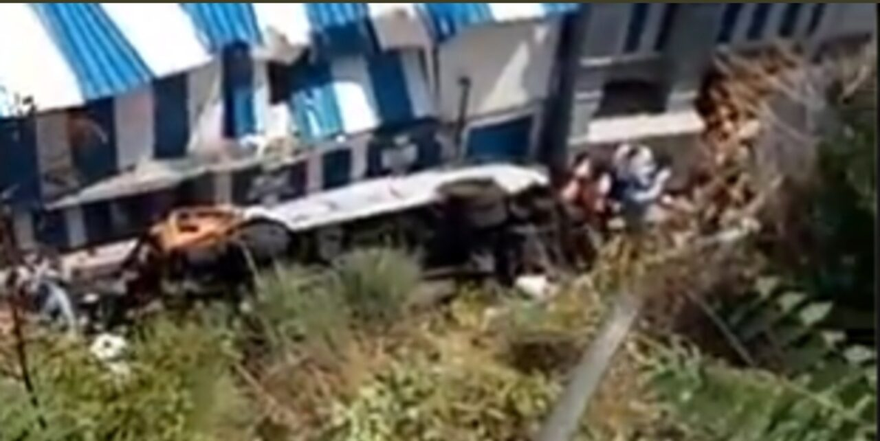Incidente bus a Capri