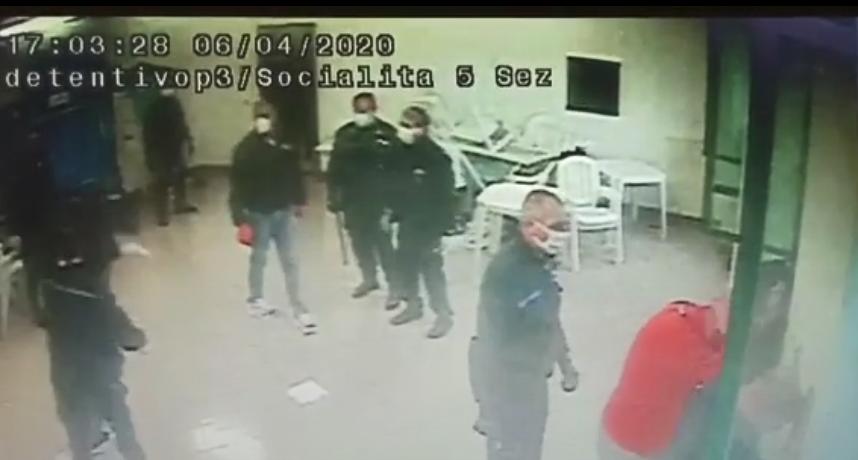 Nuovi video pestaggi carcere Santa Maria Capua Vetere