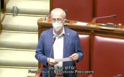 Elio Vito attacca Claudio Borghi