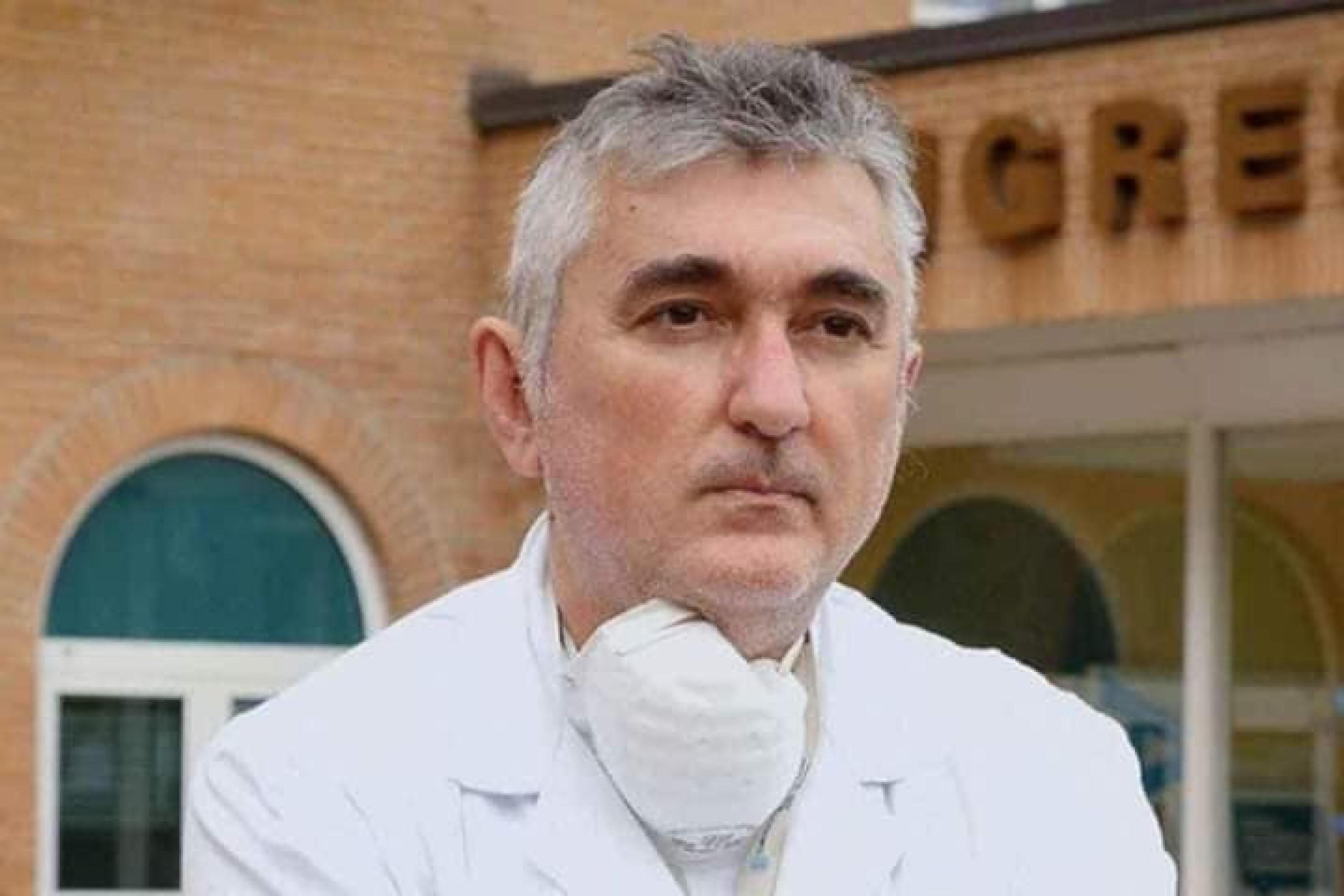 La lettera della famiglia di De Donno zittisce No vax e complottisti: «Il silenzio è la miglior cura»