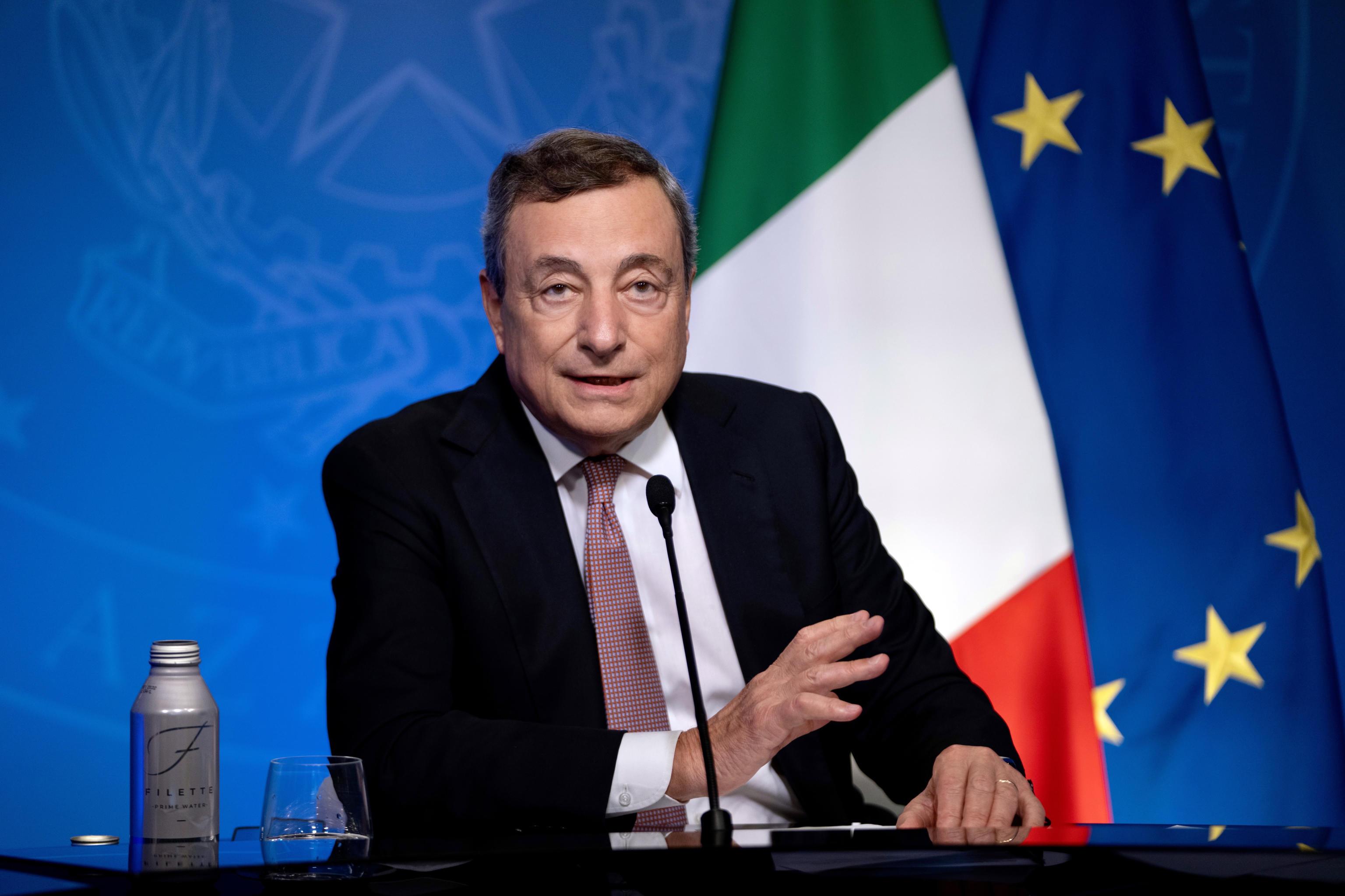 Vaccini, Draghi: «L'Italia donerà 45 milioni di dosi ai Paesi più poveri entro la fine dell'anno» – Il video