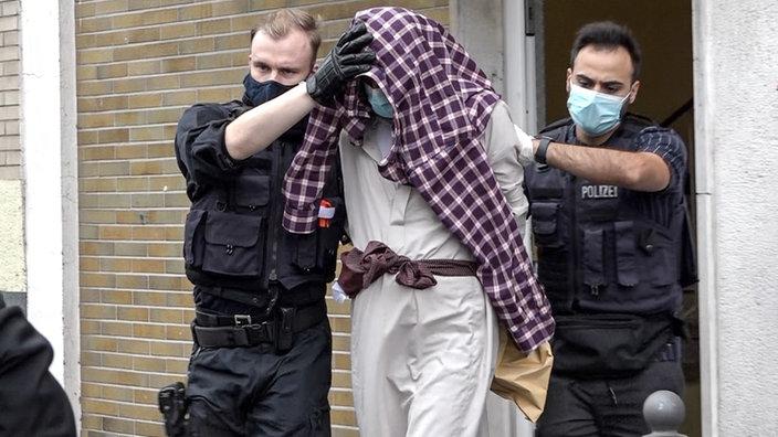 Germania, volevano far esplodere una sinagoga a Hagen: 4 arresti