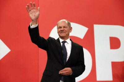 spd vince elezioni germania olaf sholz